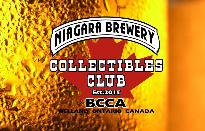BCCA Niagara beer and logo