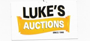 Luke's Auction